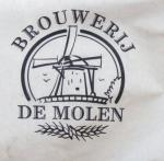 The pub sign. De Molen, Bodegraven, Netherlands