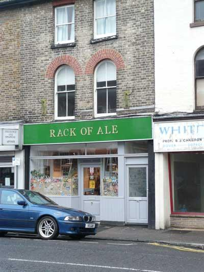 Picture 1. Rack of Ale, Dover, Kent