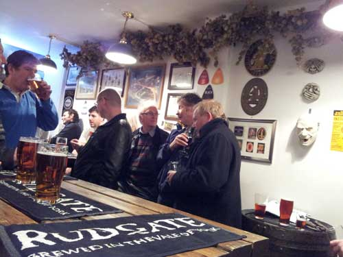 Picture 2. Rack of Ale, Dover, Kent