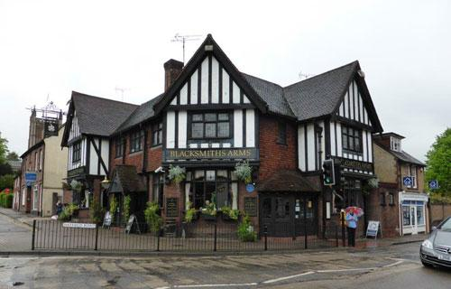 Picture 1. The Blacksmiths Arms, St Albans, Hertfordshire