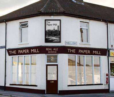 Picture 1. The Paper Mill, Sittingbourne, Kent