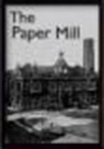 The pub sign. The Paper Mill, Sittingbourne, Kent