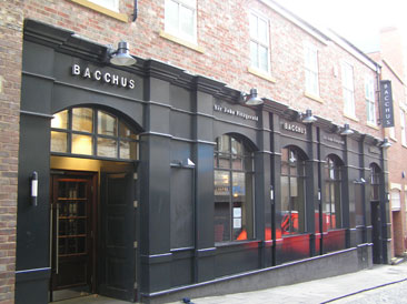 Picture 1. Bacchus, Newcastle-upon-Tyne, Tyne and Wear