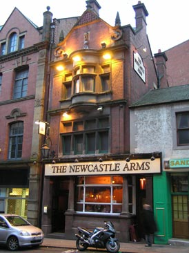 Picture 1. The Newcastle Arms, Newcastle-upon-Tyne, Tyne and Wear