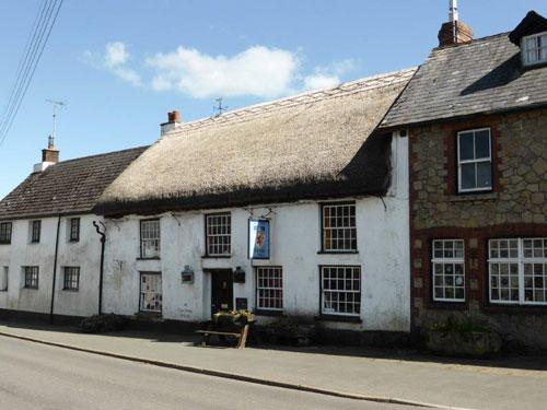 Picture 1. Devonshire Inn, Sticklepath, Devon