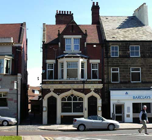 Picture 1. Cumberland Arms, Tynemouth, Tyne and Wear