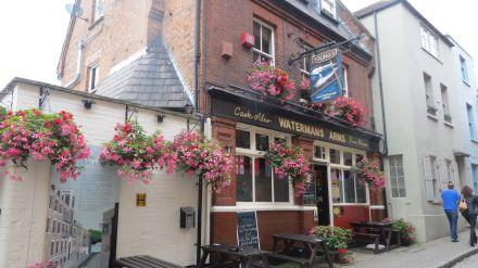 Picture 1. Watermans (formerly Watermans Arms), Richmond, Greater London