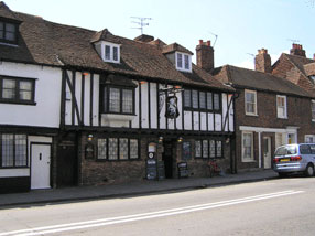 Picture 1. The Unicorn, Canterbury, Kent