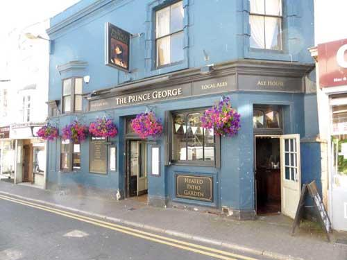 Picture 1. The Prince George, Brighton, East Sussex