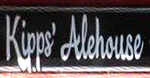 The pub sign. Kipps' Alehouse, Folkestone, Kent