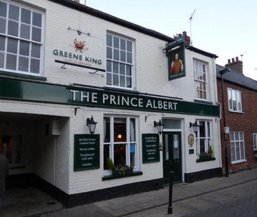 Picture 1. The Prince Albert, Ely, Cambridgeshire