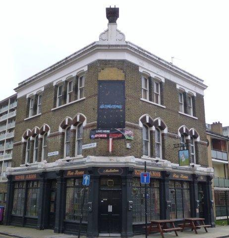Picture 1. Kings Arms, Bethnal Green, Greater London