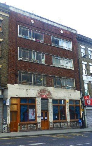 Picture 1. Farr's School of Dancing, Dalston, Greater London