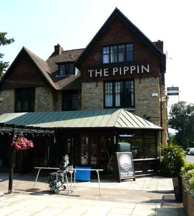 Picture 1. The Pippin, Maidstone, Kent