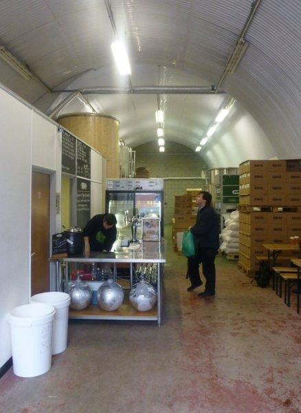 Picture 1. Brew by Numbers, Bermondsey, Central London