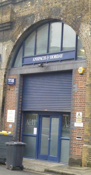 Picture 3. Anspach & Hobday, Bermondsey, Central London