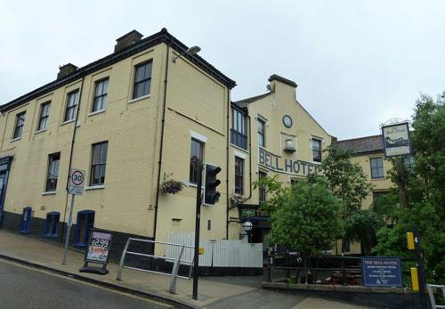 Picture 1. The Bell Hotel, Norwich, Norfolk