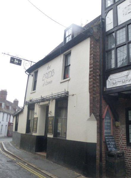 Picture 1. The Lamb of Lewes, Lewes, East Sussex