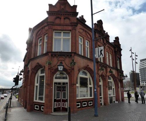 Picture 1. The Woodman, Birmingham, West Midlands