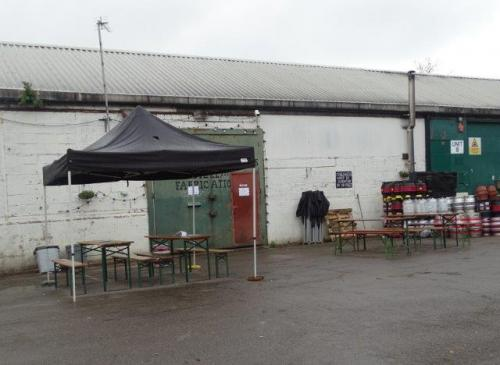 Picture 2. Wild Card Brewery, Walthamstow, Greater London