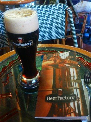 Picture 1. Beer Factory, Mexico City, Mexico