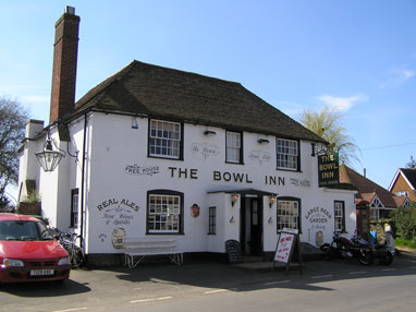 Picture 1. The Bowl Inn, Hastingleigh, Kent