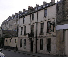 Picture 1. The Bell, Bath, Somerset