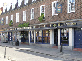 Picture 1. The Thomas Ingoldsby, Canterbury, Kent