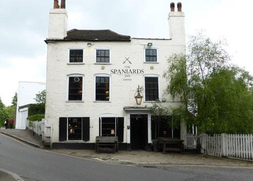 Picture 1. Spaniards Inn, Hampstead, Greater London