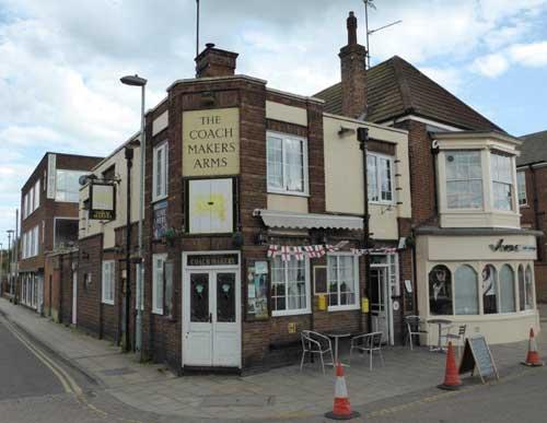 Picture 1. Coachmakers Arms, Great Yarmouth, Norfolk
