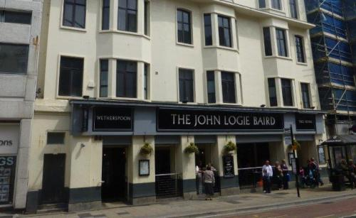 Picture 1. The John Logie Baird, Hastings, East Sussex