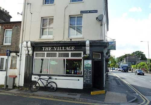 Picture 1. The Village Freehouse, Salisbury, Wiltshire
