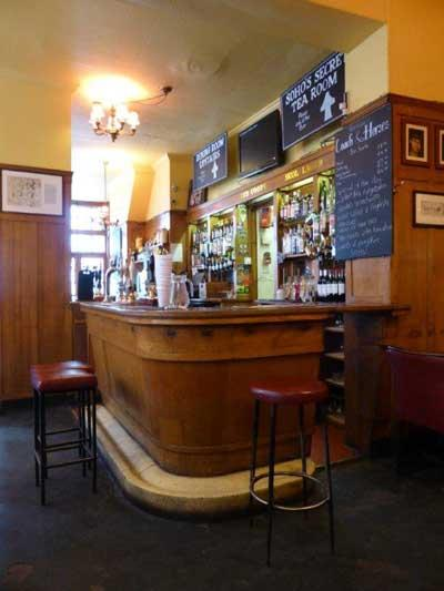 Picture 2. The Coach & Horses, Soho, Central London