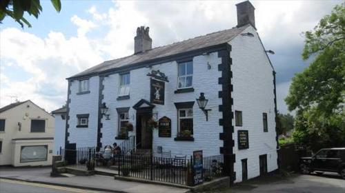Picture 1. Windmill Hotel, Parbold, Lancashire
