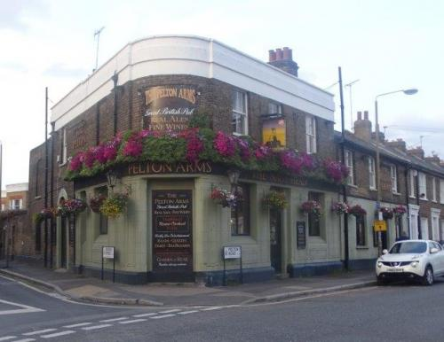 Picture 1. Pelton Arms, East Greenwich, Greater London