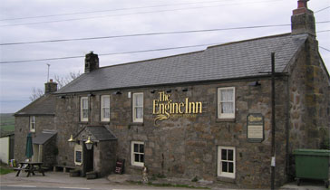 Picture 1. The Engine Inn, Cripplesease, Cornwall
