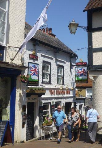 Picture 1. The Union Inn, Cowes, Isle of Wight