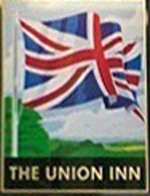 The pub sign. The Union Inn, Cowes, Isle of Wight