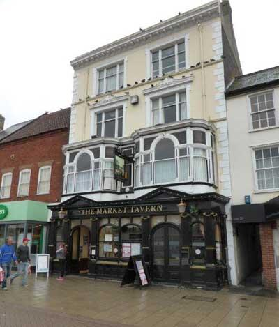 Picture 1. Market Tavern, Great Yarmouth, Norfolk