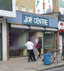 Picture 1. Job Centre, Deptford, Greater London