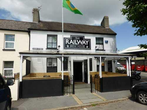 Picture 1. Railway Brew House, Newton Abbot, Devon