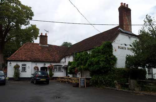 Picture 1. Black Horse, West Tytherley, Hampshire