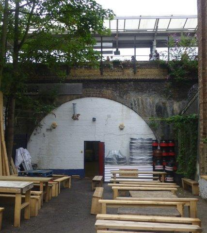 Picture 1. Brick Brewery Taproom, Peckham, Greater London