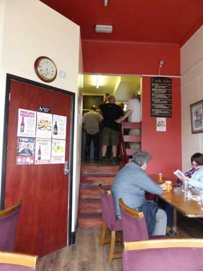 Picture 2. Chesterfield Alehouse, Chesterfield, Derbyshire