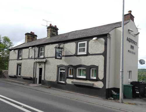 Picture 1. Aqueduct Inn, Froncysyllte, Clwyd