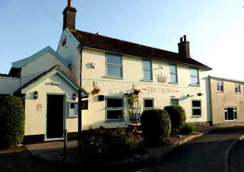 Picture 1. The Crown, Great Ellingham, Norfolk