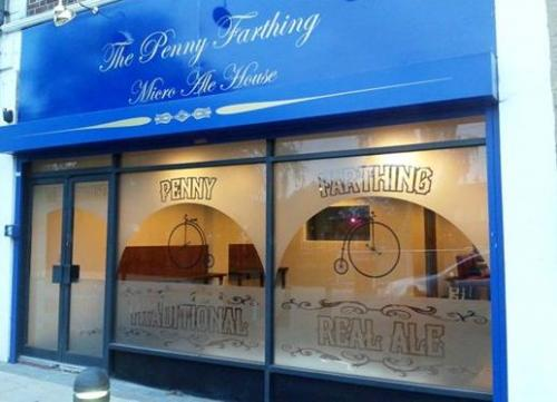 Picture 1. The Penny Farthing, Crayford, Greater London