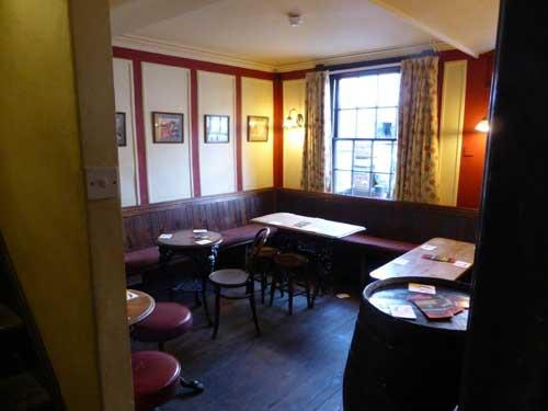 Picture 3. Blind Jack's, Knaresborough, North Yorkshire