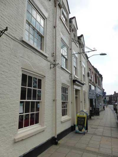 Picture 1. Crown (Suddaby's), Malton, North Yorkshire