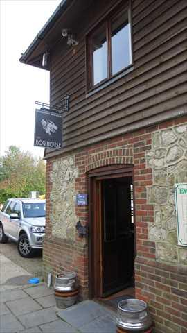 Picture 1. The Dog House & Vinyl Micropub, Smeeth, Kent